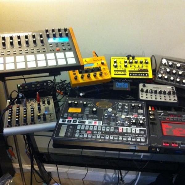Octave One's Dave Smith Instruments Tempest Analog Drum Machine