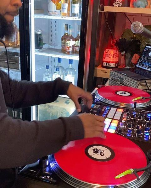 DJ Lord's Shure SM58