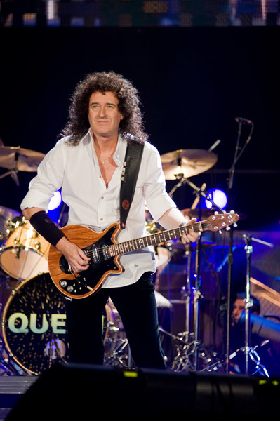 Brian May's Fryer Red Special John