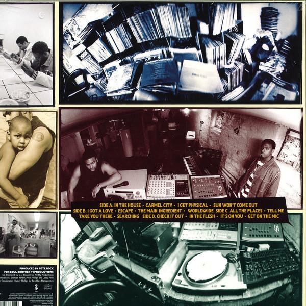 Pete Rock's Akai S900 MIDI Digital Sampler