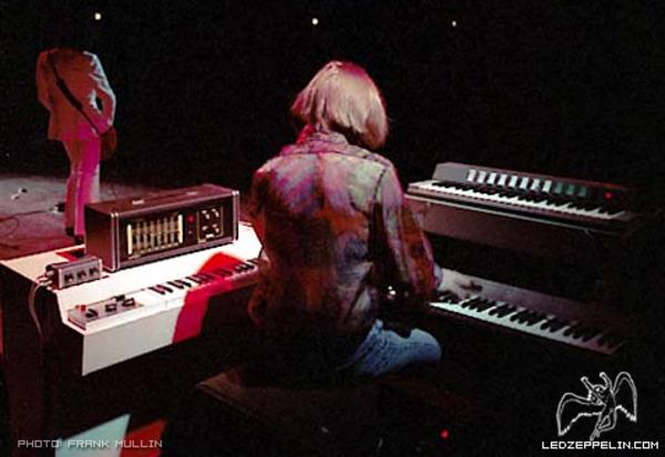 John Paul Jones's Mellotron M400
