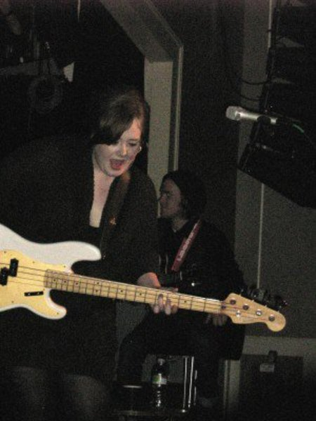 Adele's Fender Precision Bass