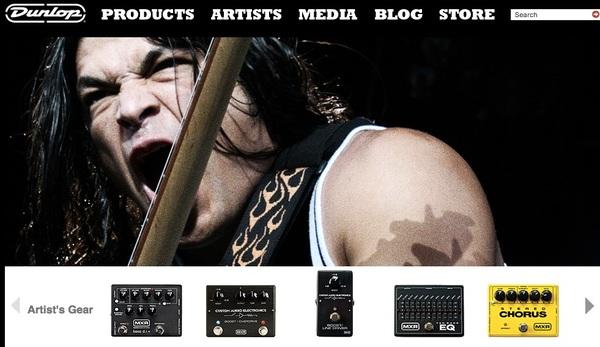 Robert Trujillo's MXR M80 Bass D.I.+
