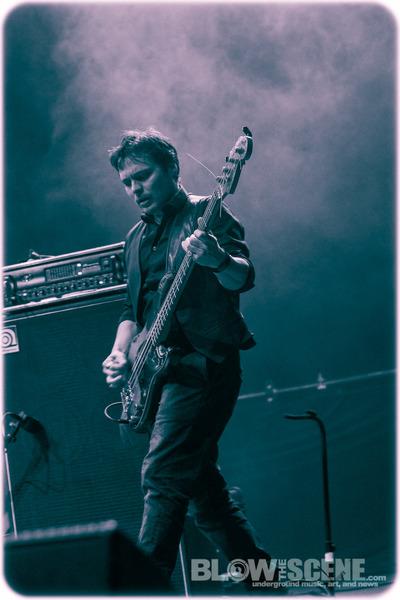 Trevor Dunn's Ampeg SVT-810E Bass Enclosure