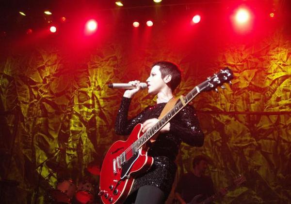 Dolores O'Riordan's Gibson ES-335 Electric Guitar