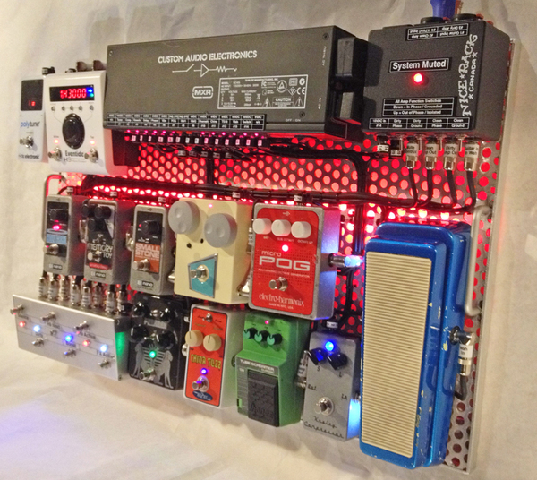 Andrew Watt's Electro-Harmonix Micro POG