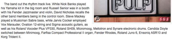 Steve Mackey's Music Man Sabre Bass