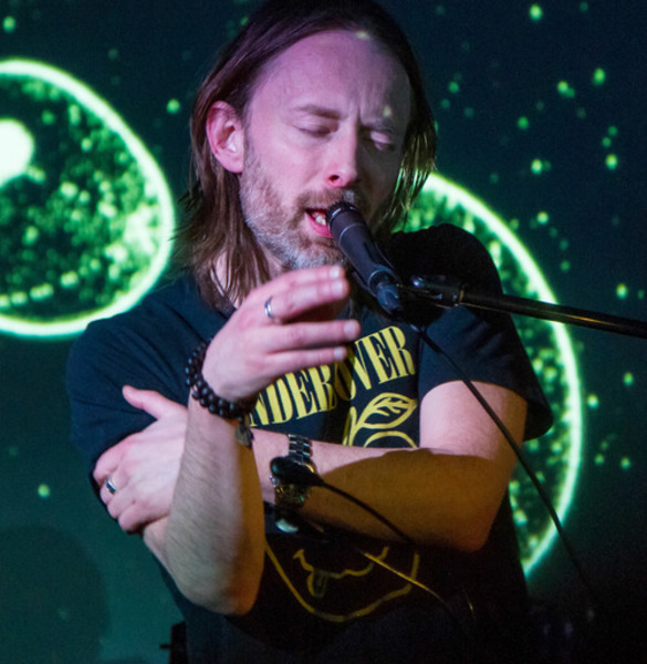 Thom Yorke's Shure SM57 Dynamic Instrument Microphone