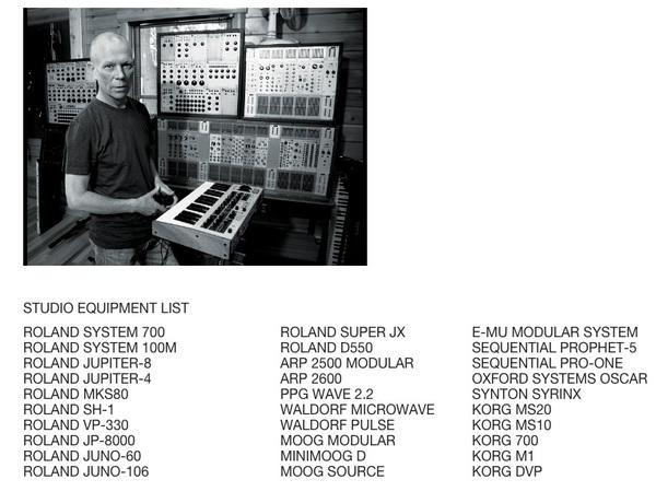 Vince Clarke's Roland MKS-80 Super Jupiter