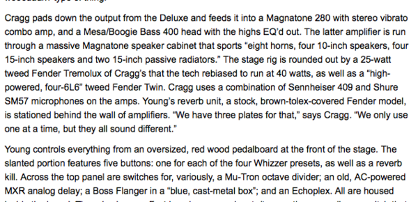 Neil Young's Magnatone 280