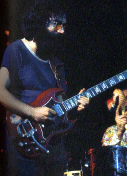 Jerry Garcia's Gibson SG Standard Electric Guitar