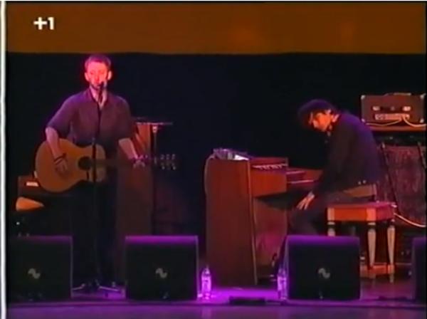 Jonny Greenwood's Hammond M-102 Organ