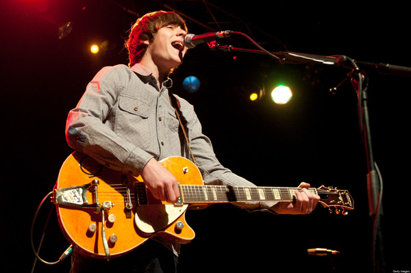 Jake Bugg's Gretsch G6121 Chet Atkins Solid Body Electric Guitar