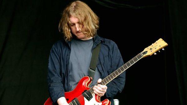 Kevin Shields's Mosrite Combo Guitar