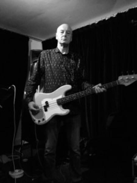 Steve Hanley's Fender Precision Bass