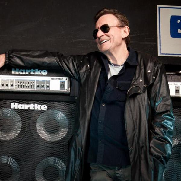 Jack Bruce's Hartke HA3500C 350-Watt Bass Amp Head
