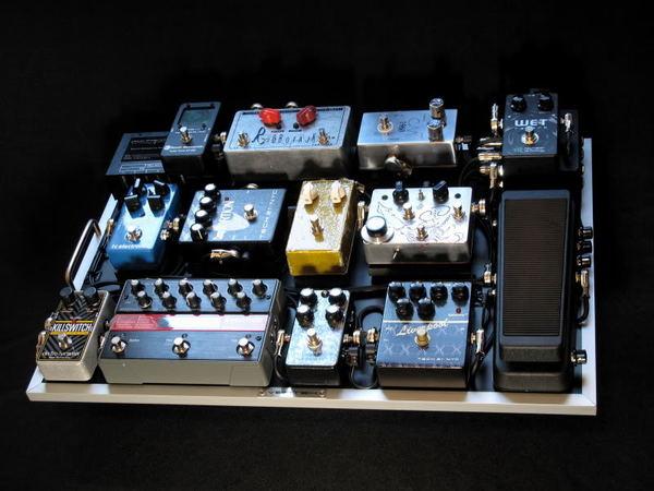 Henry Kaiser's Electro-Harmonix Killswitch