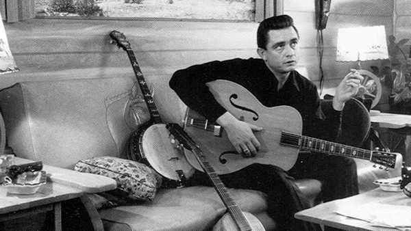 Johnny Cash's Martin F-9 Archtop Acoustic Guitar
