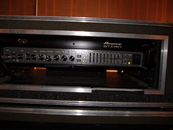 Kim Gordon's Ampeg SVT 3 Pro