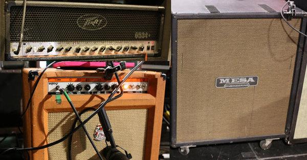 Chris Rubey's Peavey 6534+ Guitar Amplifier Head