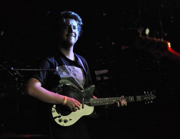 Peter Sagar's Danelectro 59 DC Electric Guitar