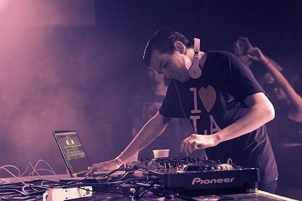 Dillon Francis's Beats by Dre Solo HD On-Ear Headphones