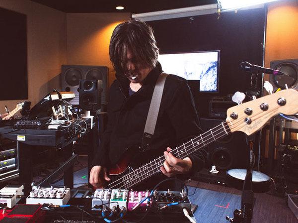 Greg Edwards's Fender Precision Bass