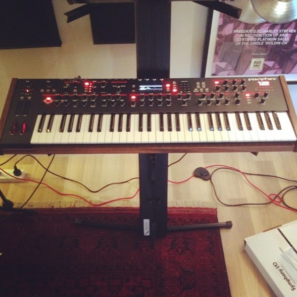 Flume's Dave Smith Instruments Prophet 12