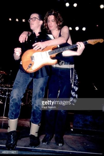 Kirk Pengilly's Fender Standard Stratocaster