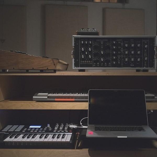 Tycho's Akai Professional MPK225 25-Key MIDI Controller