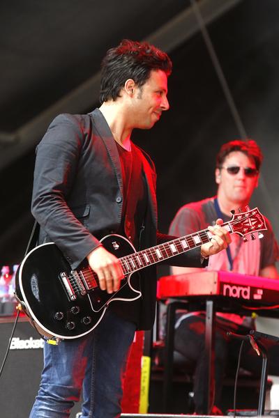 Adam Zindani's Gibson Les Paul Custom Electric Guitar