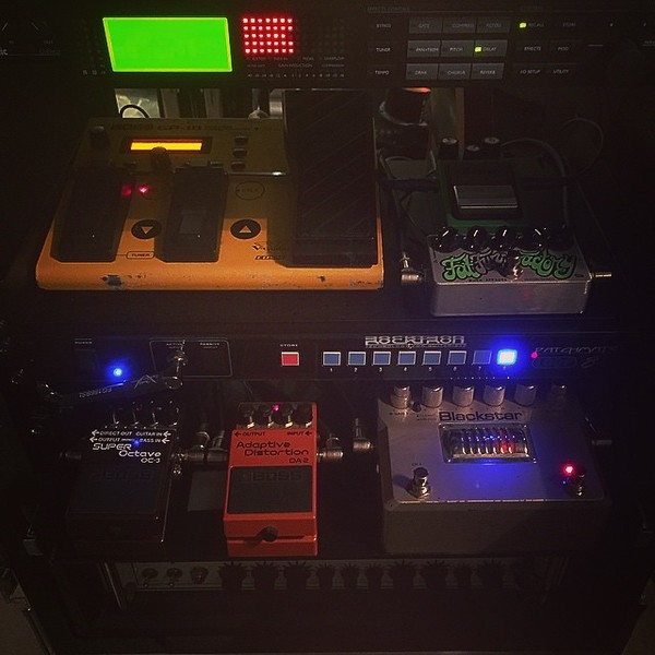 Andrew Groves's Blackstar HT Series HT-DUAL Tube Dual Distortion Guitar Effects Pedal