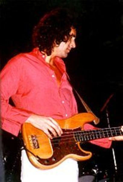 John Illsley's Fender Precision Bass