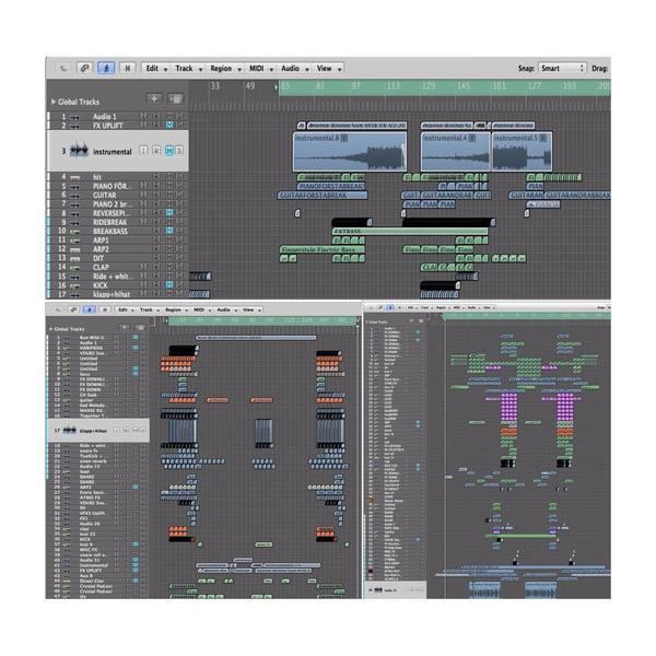 Manse's Apple Logic Pro 9