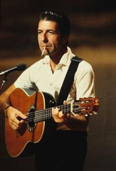 Leonard Cohen's Ovation Classical 1613