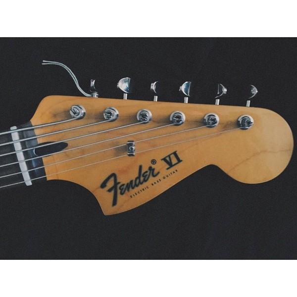 Gavin Bennett's Fender Bass VI