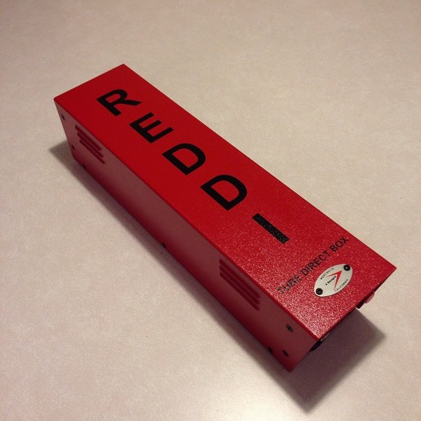 Owl City's A-Designs REDDI Tube Direct Box