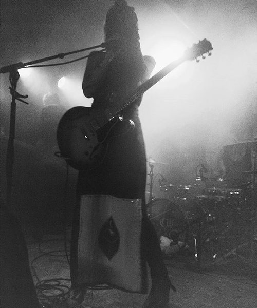 Chelsea Wolfe's Gibson ES-335 Electric Guitar