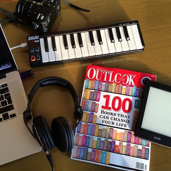 Jerome Isma-Ae's Akai Pro LPK25 25-Key USB MIDI Laptop Performance Keyboard