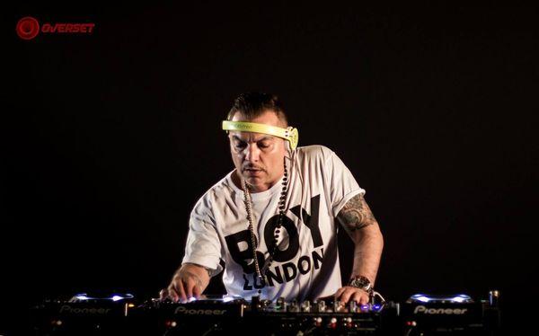 Alex Gaudino's Beats By Dr. Dre Mixr On-Ear Headphones