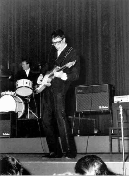 Hank Marvin's Vox AC30 Guitar Combo Amp