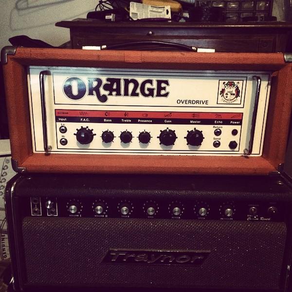 Nick Steinborn's Orange Overdrive OD120