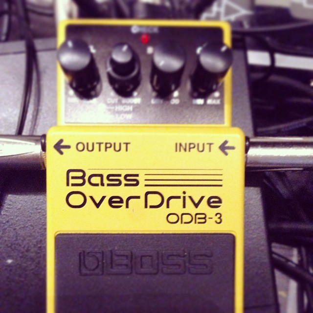 detroit swindle 39 s boss odb 3 bass overdrive effects pedal equipboard. Black Bedroom Furniture Sets. Home Design Ideas