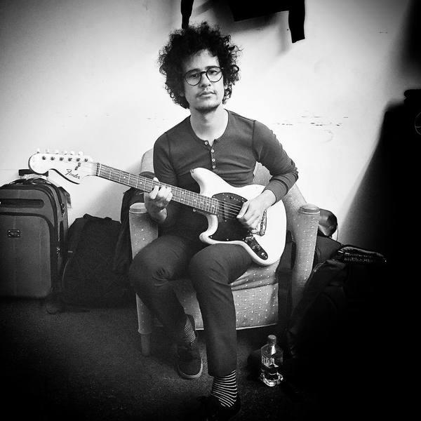 Omar Rodríguez-López's Fender Mustang Electric Guitar
