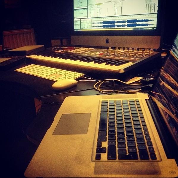 Pole Folder's Akai Professional MPK49 USB MIDI Keyboard