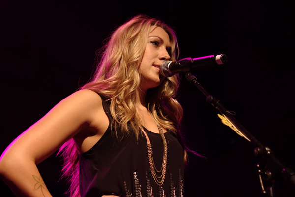 Colbie Caillat's Shure SM58