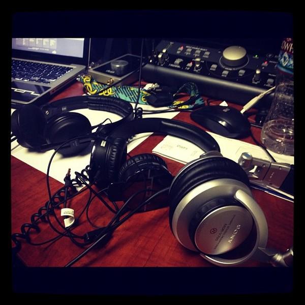 Deorro's Sennheiser HD 25 Headphones