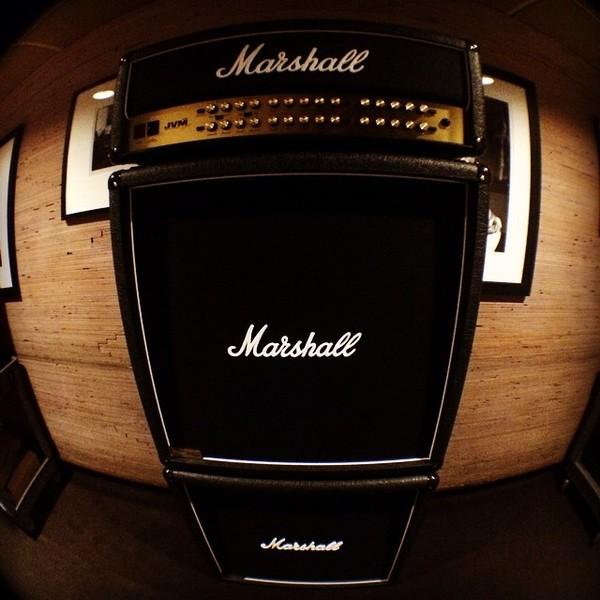 Jinxx's Marshall JVM Series JVM410H 100W Tube Guitar Amp Head