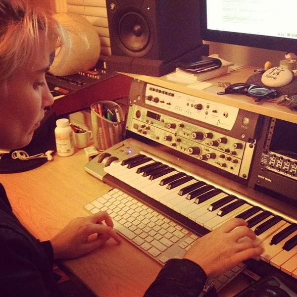 Nervo's M-Audio Keystation 49es MIDI Controller