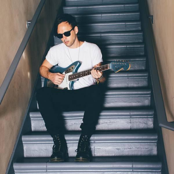 Keith Jeffery's Fender Jaguar Electric Guitar